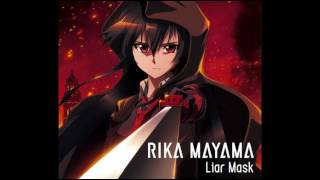 "Video ""Liar Mask""- Rika Mayama (Akame ga kill! opening 2) MP3, 3GP, MP4, WEBM, AVI, FLV Agustus 2018"