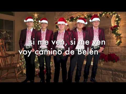 Letra Popurrí de Navidad Los Jilgueros de Linares