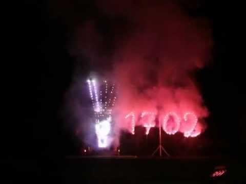 Feuerwerk - Brauereifest Bruch 1