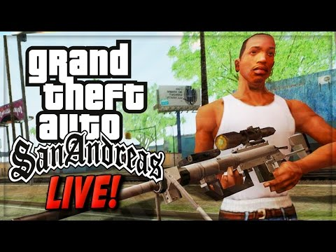 Gta - GTA: San Andreas - GTA 5 & GTA San Andreas Gameplay Missions - GTA 5 Online & Grand Theft Auto San Andreas Gameplay! Leave a Like if you enjoyed the vid! Thanks for the support :] ▻ Follow...