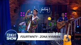 Video Fourtwnty - Zona Nyaman (Special Performance) MP3, 3GP, MP4, WEBM, AVI, FLV Mei 2018