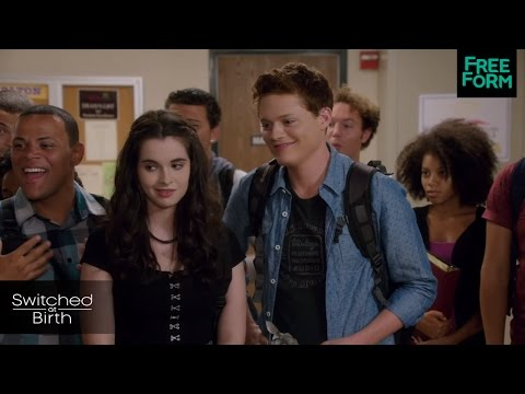 Switched at Birth 3.20 (Clip 'Prom King & Queen')