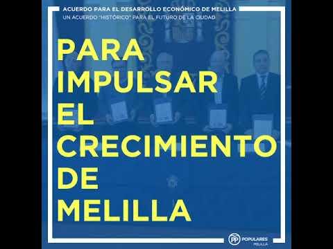 Acuerdo para el desarrollo económico de Melilla