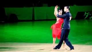 2014 JBDF Japan International | SAMBA with Pattern Figures | Professional Final