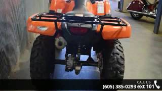 5. 2016 Honda FourTrax Foreman 4x4 ES Power Steering  - Vern...