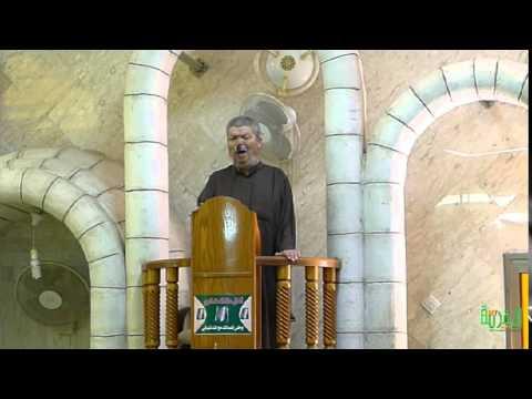 خطبة الجمعة لفضيلة الشيخ عبد الله 17/10/2014