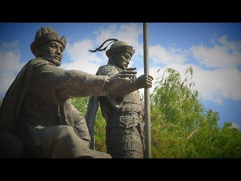 Η ιστορία του Καζακστάν μέσα από το άγαλμα της Αστάνα