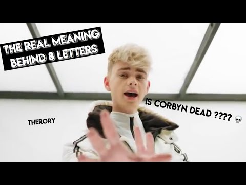 THE REAL REASON BEHIND 8 LETTERS BY WHYDONTWE (Theory)