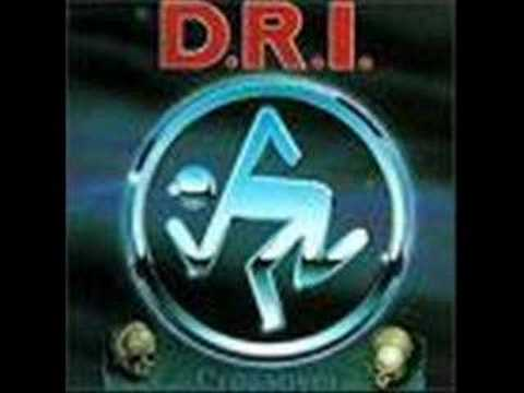 DRI - The Five Year Plan online metal music video by D.R.I.