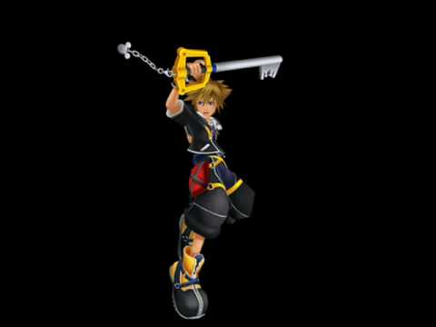 Sora (Kingdom Hearts) - Music when Sora wakes up from his memory restoration Picture: A render of Sora from KH2.