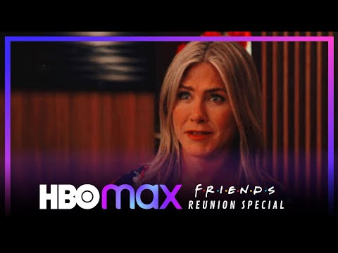 FRIENDS Reunion Special (2021) Trailer 4   HBO MAX