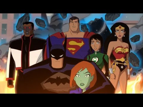 Justice League Vs Fatal 3/Justice League vs Fatal 5