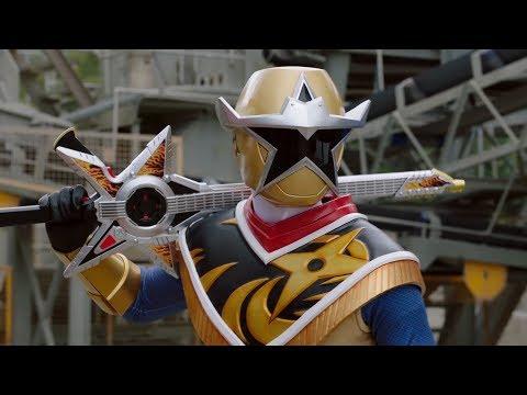 Power Rangers Official | Gold Ranger in Power Rangers Super Ninja Steel | Episodes 1-20