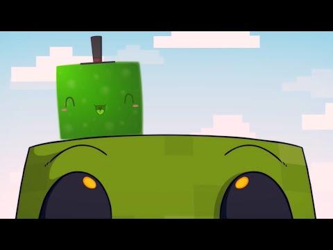 "EPIC MINEQUEST 3 | ""Giant Slime"" by Sam Green Media"
