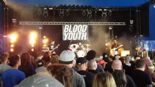 BLOOD YOUTH @ DOWNLOAD 2017