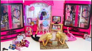 Phenomenal Download Two Barbie Bedroom Morning Routine Doll House Download Free Architecture Designs Rallybritishbridgeorg