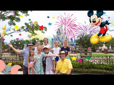 Magical First DISNEY WORLD Adventure