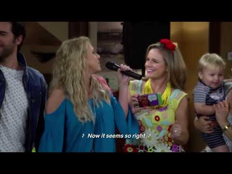 Fuller House-Season 2 Episode 8-Stephanie Sings The Boy Next Door (Lyrics in Video)