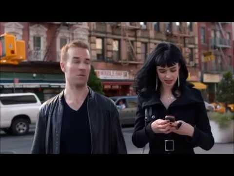 Billboard Scene - Don't Trust the Bitch in Apartment 23- S01E05