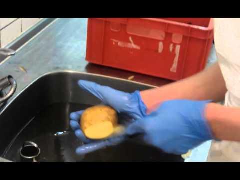 Schnellster Kartoffelschäler der Welt!!!!