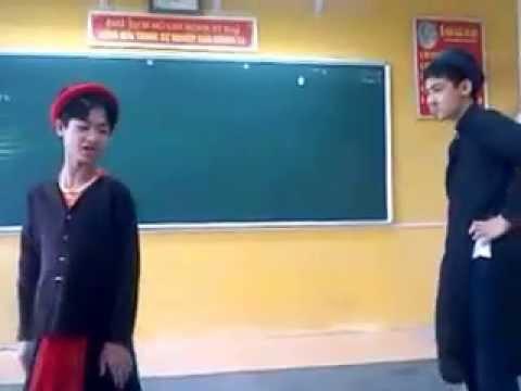 Hài Lý trưởng - Mẹ đốp [phiên bản học sinh, sinh viên]