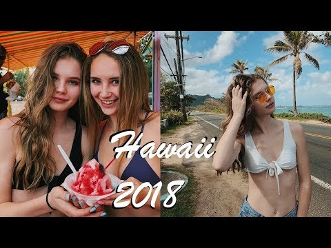 Hawaii Travel Diary 2018