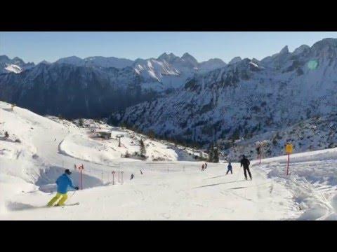 Saisonstart im 2-Länder-Skigebiet Fellhorn/Kanzelwand am 05./06. Dezember
