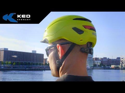 Шлемы KED MITRO UE-1 2021
