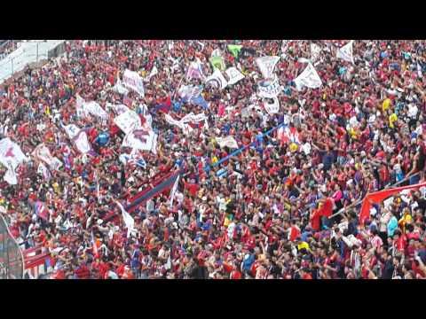 Cerro ya salio campeón (CERRO EN HD) Cerro Porteño 2-2 Rubio Ñu Apertura 2015. ultima fecha - La Plaza y Comando - Cerro Porteño