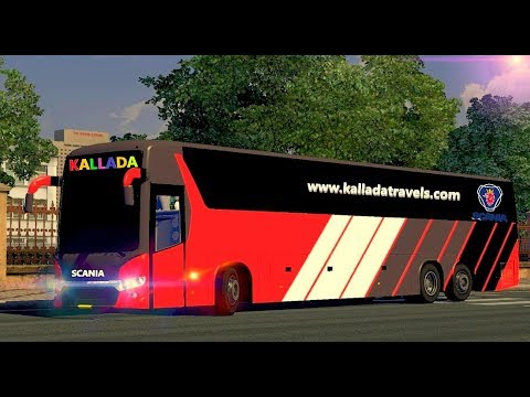 Scania Touring HD Bus v1.0