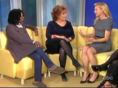 Portia de Rossi on The View