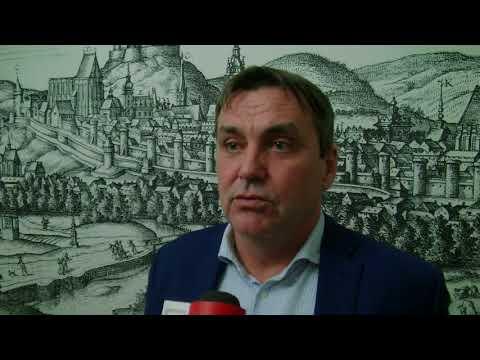 TV Brno 1: 2.1.2017 Primátor Petr Vokřál přiblížil akce v Brně.