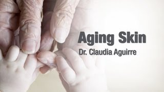 Structural Change in Aging Skin