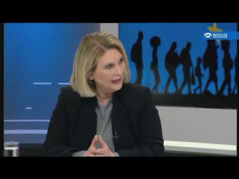 Βουλής -Βήμα  (Το Προσφυγικό Ζήτημα ως ένα από τα Κεντρικά Θέματα των Ευρωεκλογών.)(11/04/2019)