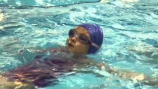 Алексин 2016. Тренировка в бассейне.