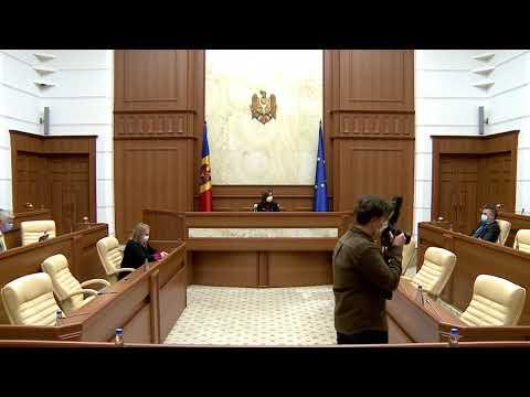 Președintele Maia Sandu a desfășurat o nouă rundă de consultări referitoare la ieșirea din criza politică