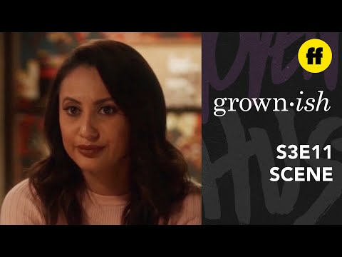 grown-ish Season 3, Episode 11 | Should Ana Tell Javi About Aaron? | Freeform
