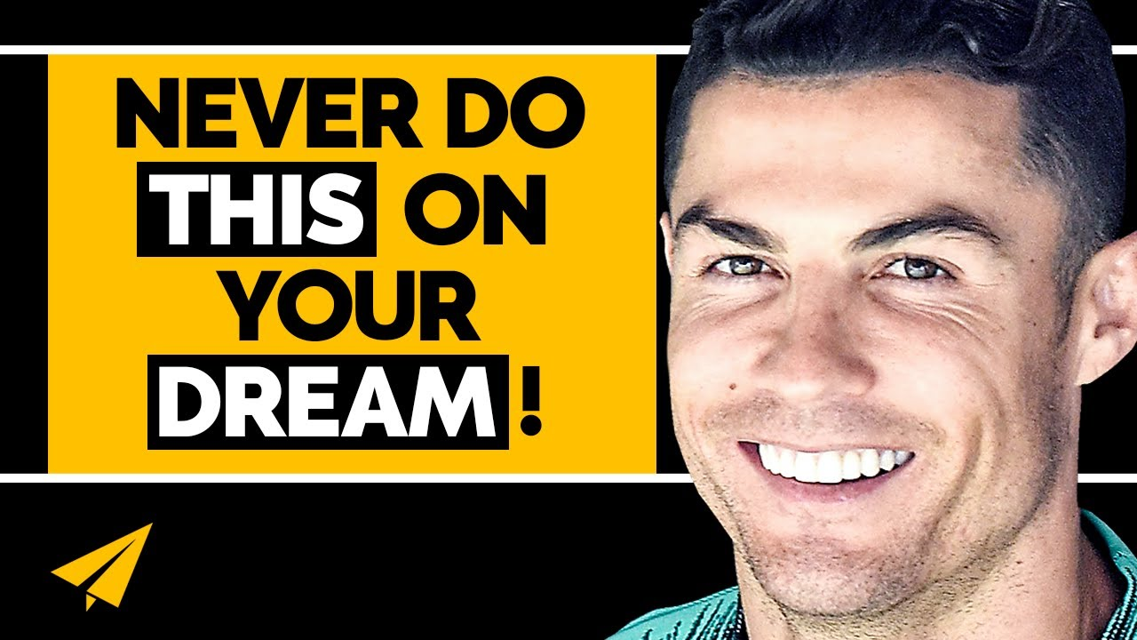 Cristiano Ronaldo's Top 10 Rules For Business and Success