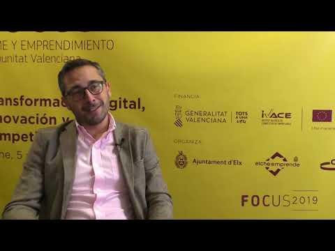 Carlos Amat de la Cámara de Comercio de Alicante en Focus Pyme CV 2019[;;;][;;;]