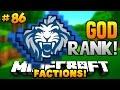 "Minecraft FACTIONS VERSUS ""LEGENDARY GOD RANK!!"" #86 w/ PrestonPlayz"