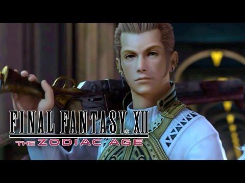Final Fantasy XII: The Zodiac Age - Gambit System Trailer