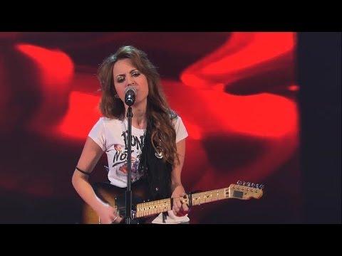 The Voice IT | Serie 2 | Claudia Megrè - #TEAMPELÙ