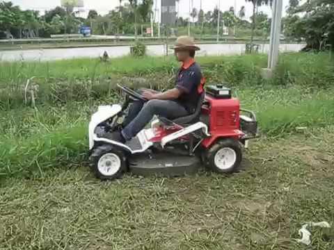 รถตัดหญ้านั่งขับ OREC