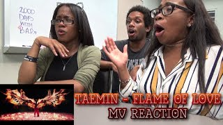 Download Video MV Reaction| TAEMIN (テミン) - Flame of Love MP3 3GP MP4
