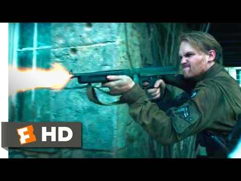 Overlord (2018) - Wafner Escapes Scene (6/10) | Movieclips