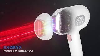 Best Portable Electrolysis Depiladora Lady Men Epilator Machine Price Mini Home Use Body Permanent I youtube video