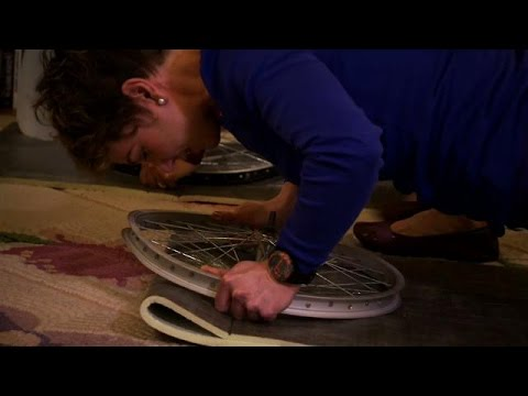 Low Budget Pilates | Extreme Cheapskates 22 October 2014 06 PM