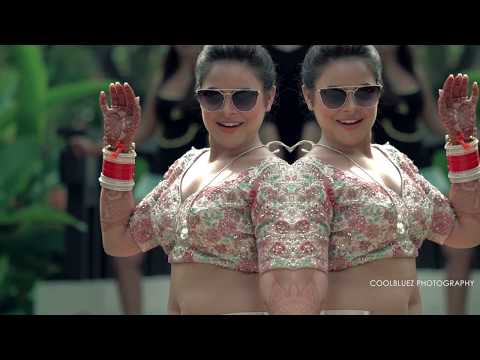 Indian Destination Wedding | Bride getting ready | Huahin Thailand - Thời lượng: 2:35.