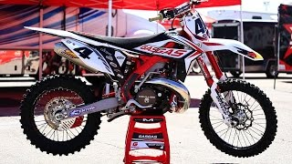 7. Inside Geoff Aaron's Factory GAS GAS EC 300 - Bikes of Endurocross