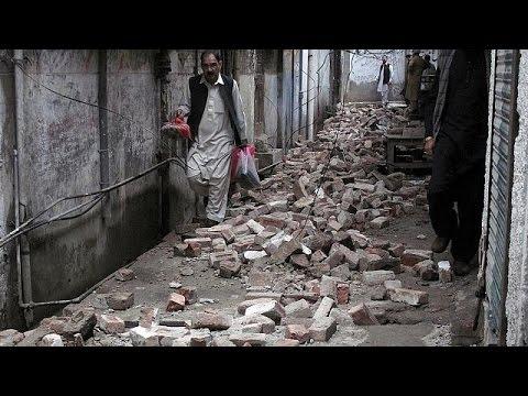 Αυξάνεται ο αριθμός των θυμάτων σε Αφγανιστάν-Πακιστάν από τον μεγάλο σεισμό